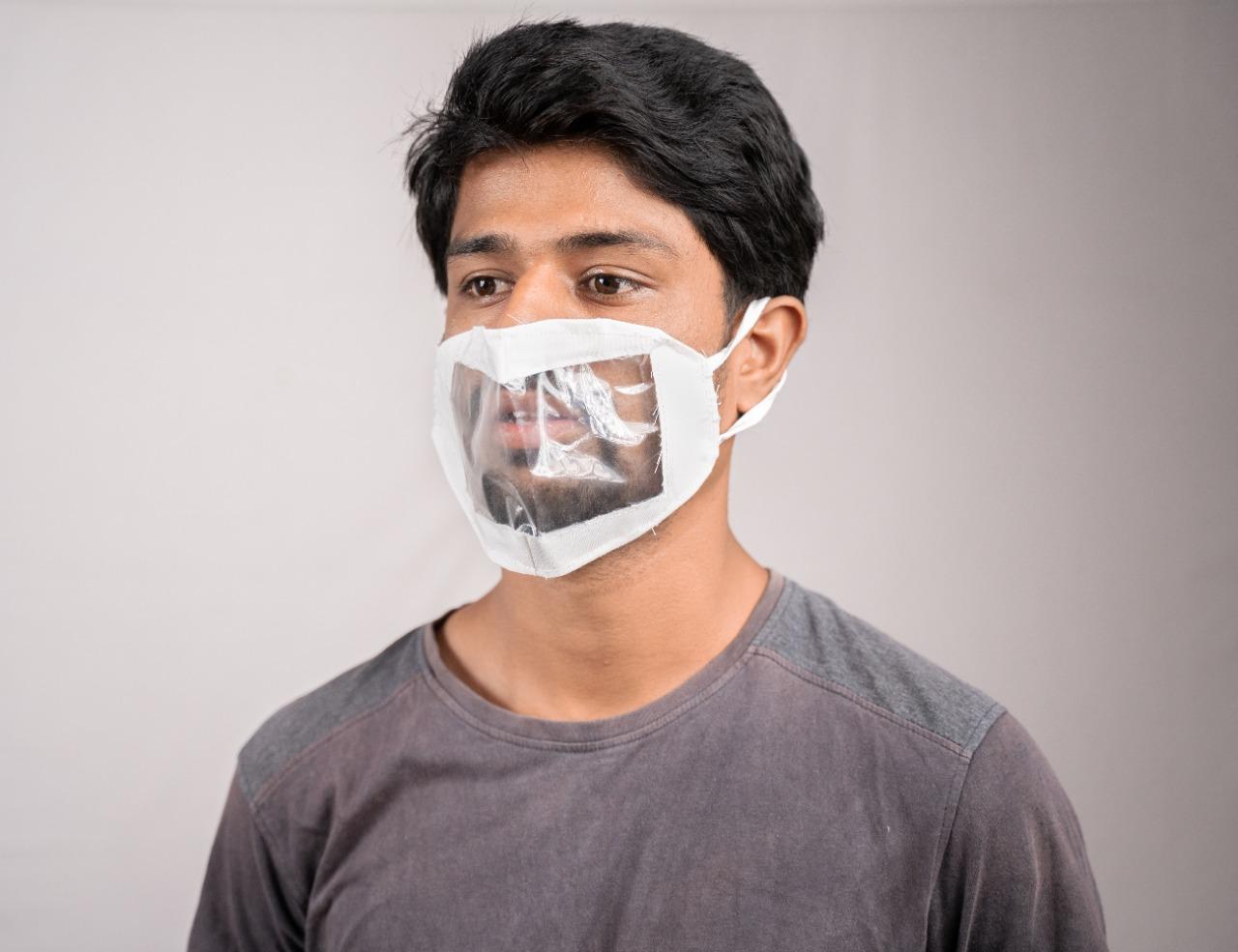 Capa do post O uso de máscaras transparentes como alternativa para deficientes auditivos